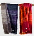 The Dessin Throw from Brun de Vian Tiran is made from the finest mohair. www.kenisahome.com