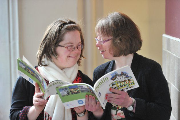 Tourist guides: for and by people with Down's syndrome  A new tourist guide to Dublin, called the Smart Tourism Guide, is a book of 88 pages written, planned, edited and tested by 16 people with Down's syndrome.