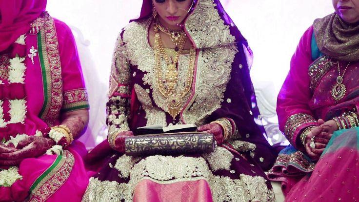 Loved this muslim bride's dress!!!!