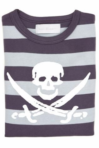 Bob and Blossom T-shirt £15.95 http://www.biffkids.com/pd0000150700_Bob-And-Blossom-Grey-Charcoal-&-Dove-Grey-Striped-Skull-T-shirt-Newborn.html