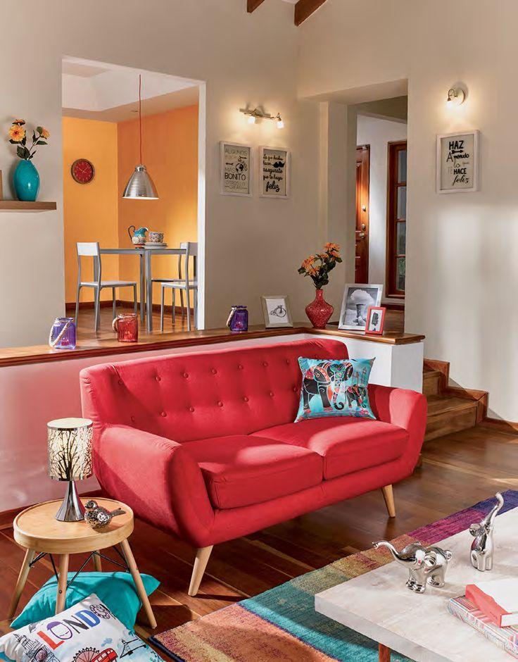 LA MAGIA DEL COLOR: El color es la mejor herramienta para transformar nuestro hogar y llenarlo de vida. Esencial en la decoración, el color realza los espacios, comunica quienes somos y genera estados de ánimo… Homecenter nos brinda las claves para hacer del color nuestro mejor aliado.