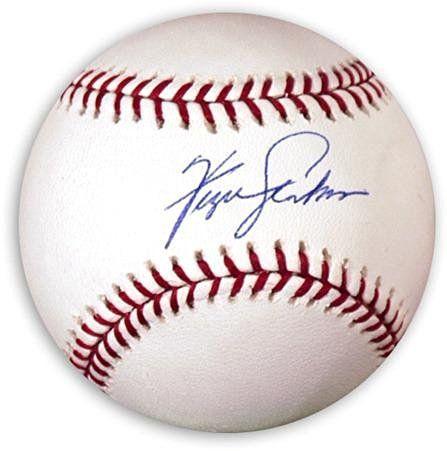Ferguson Jenkins Chicago Cubs Autographed Baseball - Fanatics Authentic Certified - Autographed Baseballs