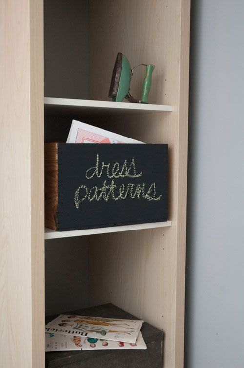 Chalkboard paint on used wooden wine boxes chalk it up for Uses for wooden boxes