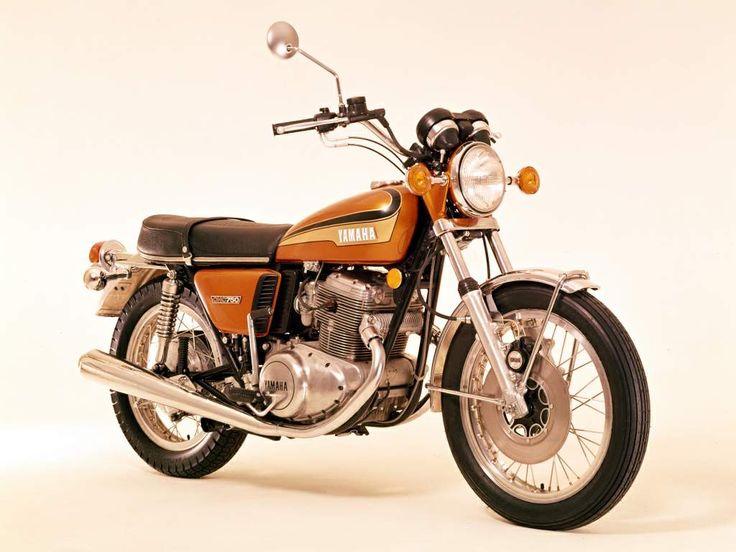 Yamaha TX750 Four 1972
