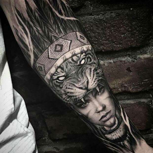 Tattoos are