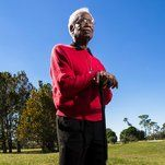 "New York Times - Owens overcame segregation, severe injuries and, with a long putter, the ""yips"" to win on the senior PGA tour."