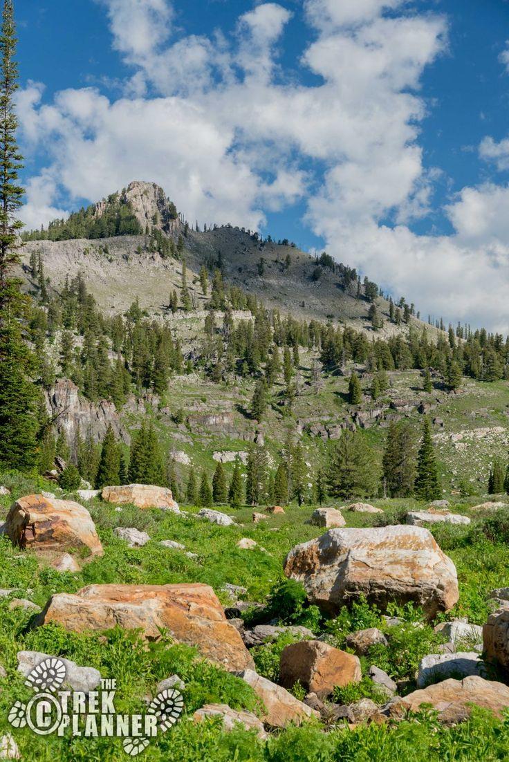 White Pine Lake - Logan Canyon, Utah | The Trek Planner in ...
