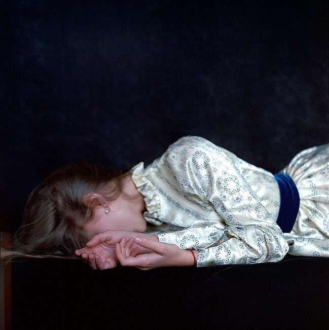 Fotografía Elizaveta Musienko tristeza