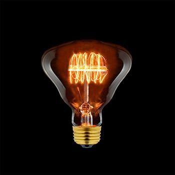 Bombilla incandescente REFLECTORA | REFLECTORA/984729/ | Keisu, iluminación y diseño.