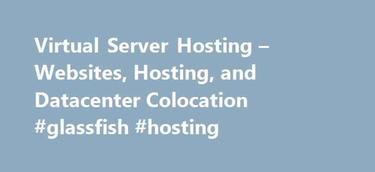 "Virtual Server Hosting – Websites, Hosting, and Datacenter Colocation #glassfish #hosting http://vps.nef2.com/virtual-server-hosting-websites-hosting-and-datacenter-colocation-glassfish-hosting/  #linux virtual server hosting # Virtual Server Hosting The Difference Between a Virtual Private Server and a Citrix Cloud Server The main distinguishable difference between a Virtual Private Server ""VPS"" and a Citrix Cloud Server is the method in which the physical servers are virtualized. Two types…"