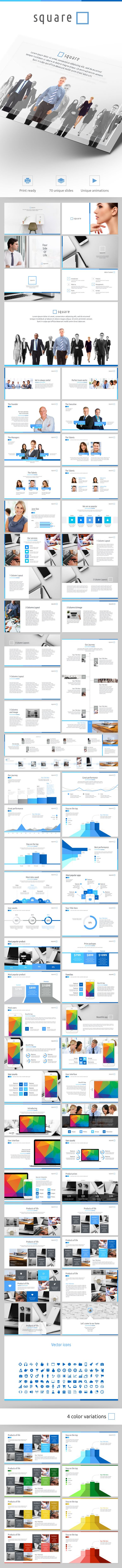 Square Keynote Template. Download here: http://graphicriver.net/item/square-keynote-template/16244984?ref=ksioks