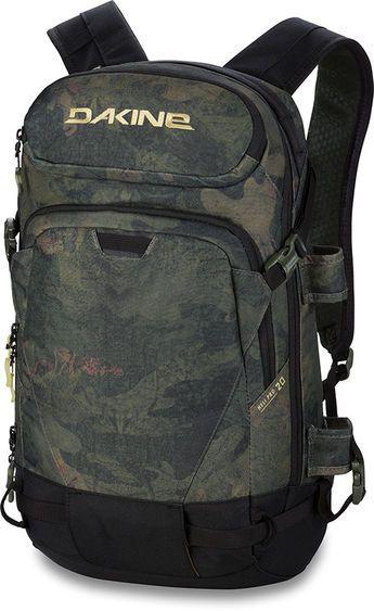 Dakine Heli Pro 20L Snowboard Ski Backpack - Peat Camo www.clothesbarn.co.uk
