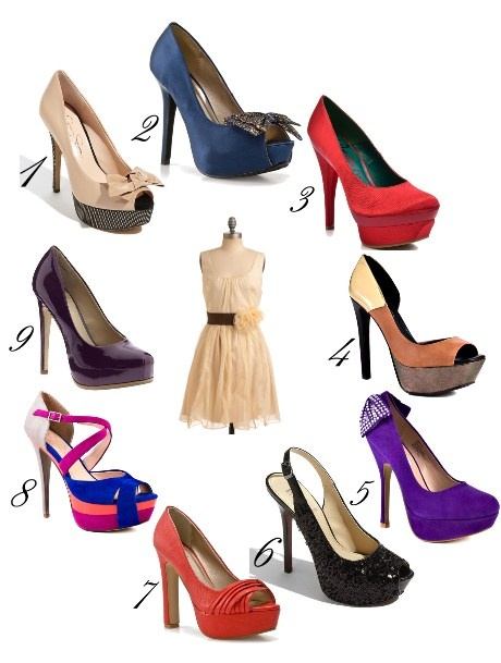 What shall I wear next week? #shoes #fashion