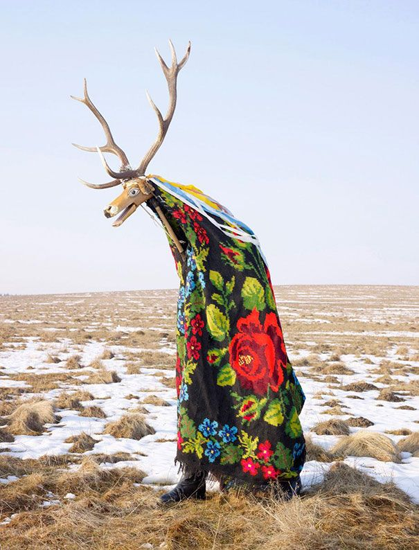Creative Costumes of Still-Practiced Pagan Rituals of Europe (19 pics) | Bored Panda