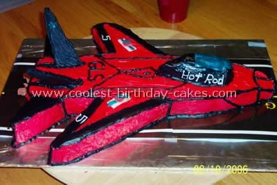 Coolest Cake Idea - Web's Largest Homemade Birthday Cake Photo Gallery