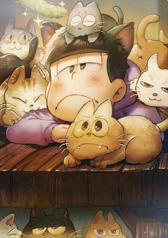 Osomatsu-san- Ichimatsu #Anime「♡」