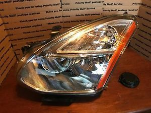a 2011 2012 2013 nissan rogue left driver headlight xenon oem