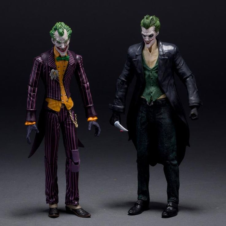 Joker Action Figure //Price: $19.99 & FREE Shipping //     #batman