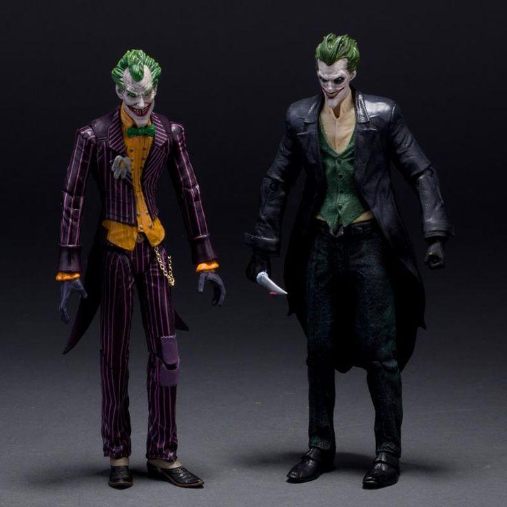 Joker Action Figure //Price: $19.99 & FREE Shipping //     #batman