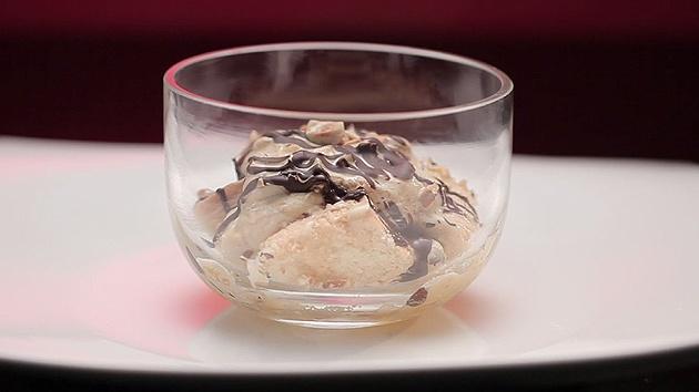MKR4 Recipe - Italian Sponge with Zabaglione and Coffee Cream