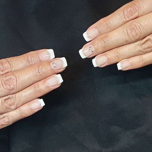 New The 10 Best Nail Ideas Today With Pictures Classic Get Polished Esthetics Kelownasalon Kelownanailtech Kelowna Beaut Lux Nails Fun Nails Nails