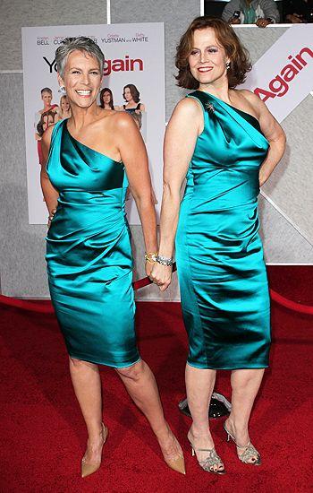 Sigourney Weaver 5 11 Quot Amp Jamie Lee Curtis 5 9 Quot Tall