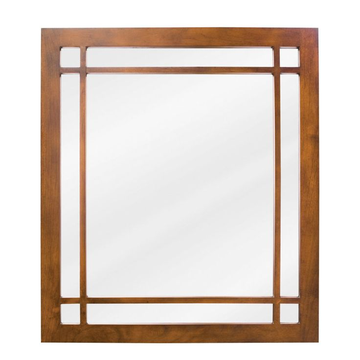 Images Of View the Lyn Design MIR Westcott Wright Collection Rectangular x Inch Bathroom Vanity Mirror