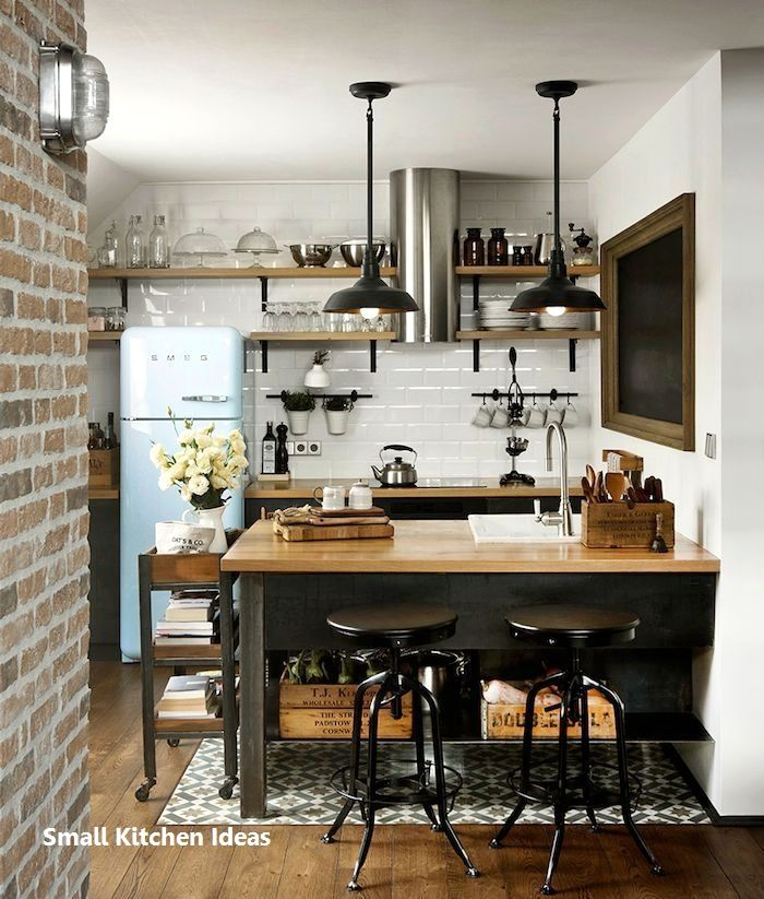 sweet small kitchen ideas and great kitchen hacks for diy lovers 1