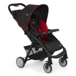 Joie Carucior 2 in 1 Muze Travel System Poppy Red