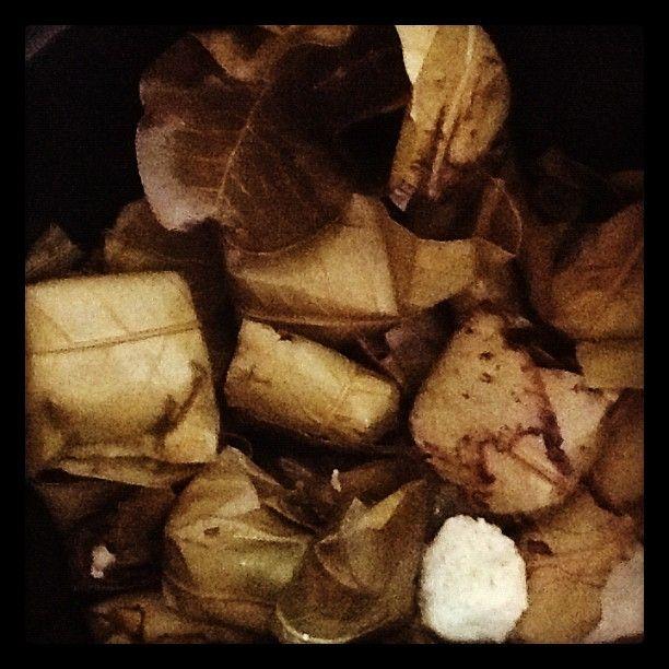 [KULINER] Tape ketan khas cirebon #mudik #ipadnesia #instagood #instnesia #instadaily http://instagr.am/p/OsbnAlFctz/ /via @tariiitaroo