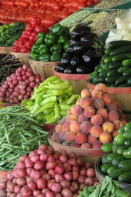 Farmers Market - Natalie Maynor