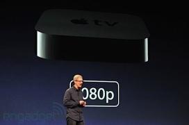 Renovado AppleTV con 1080p.