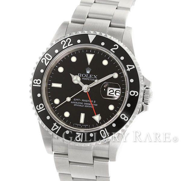 ロレックス GMTマスター2 デイト Z番 16710 ROLEX 腕時計