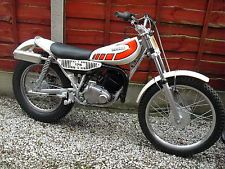 70's yamaha ty175 Still got it....