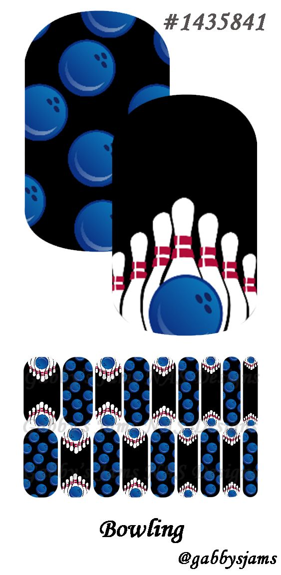 Gabbys Jams NAS Designs Jamberry NAS Wraps Bowling. Shop online: https://www.jamberry.com/us/en/shop/marketplace/gabbysjams   Come check our my groups: https://www.facebook.com/gabbysjams or https://www.facebook.com/groups/gabbysjamsnasdesigns