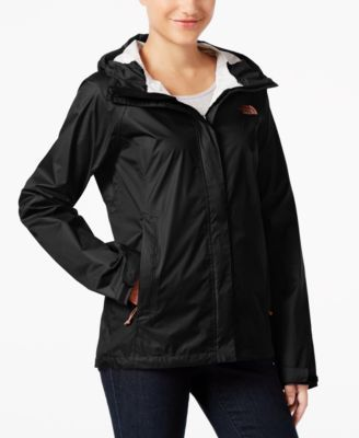 Ready for backcountry storms or everday excursions, this waterproof and breathable hooded jacket from The North Face is designed to protect you from rain, year round. | Nylon/polyester | Machine washa