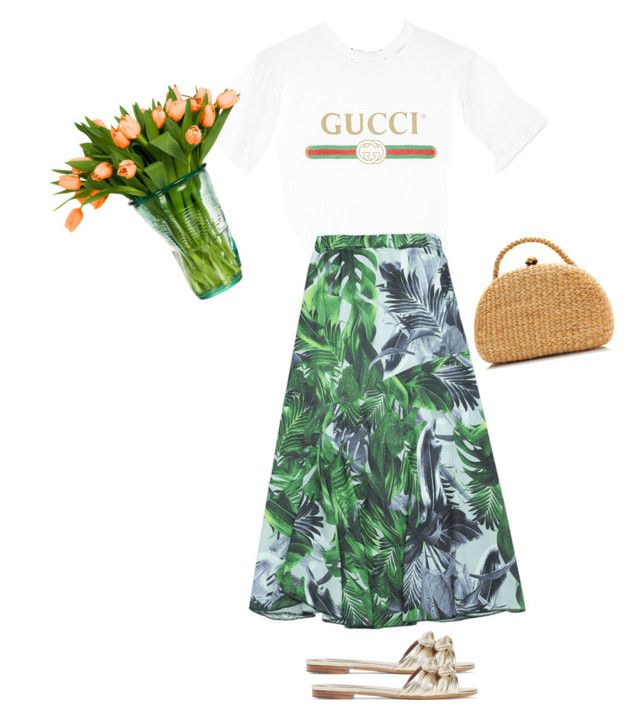 """Flowers on the skirt 
