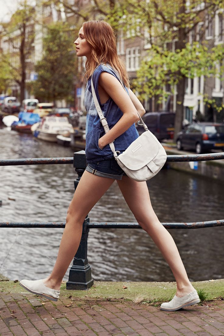 Shop the #shoulderbag from the Shabbies Amsterdam campaign.