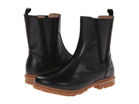Bogs Pearl Slip On Boot Black - 6pm.com