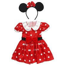 Minnie Mouse Costume for Jolene :)