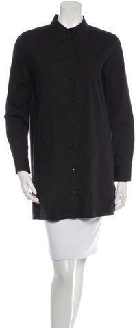 Acne Long Sleeve Tunic