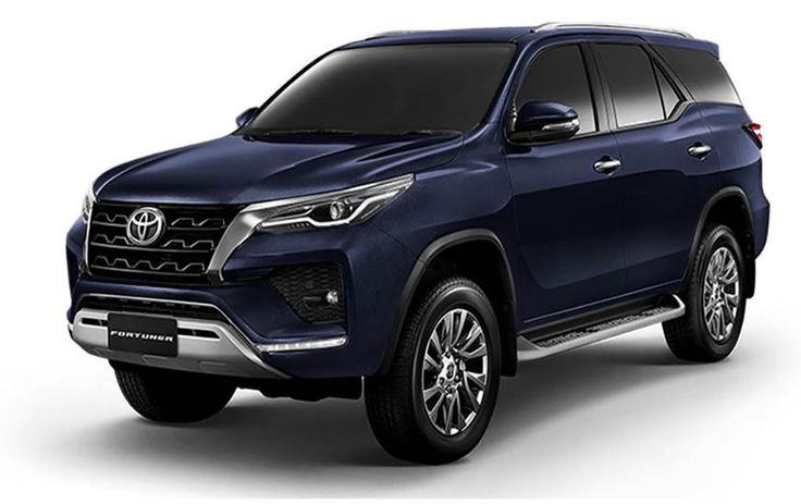 2021 toyota fortuner facelift revealed checkout the