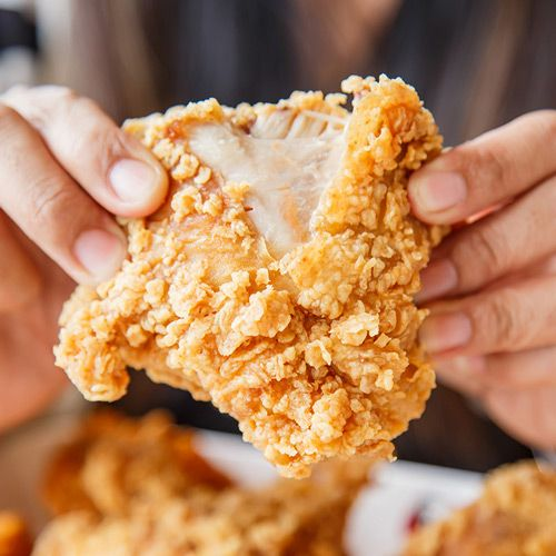 Pellet Fried Chicken is one's easy recipe to master and wow your friends with. If you know any Kentucky colonels, they might just be a little envious.