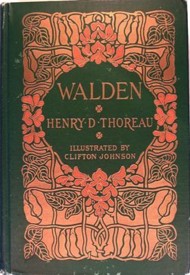 the early life and literary achievements of henry david thoreau Chinese projections of thoreau and his walden's  henry david thoreau  that can be said to inform life in the united states for literary.
