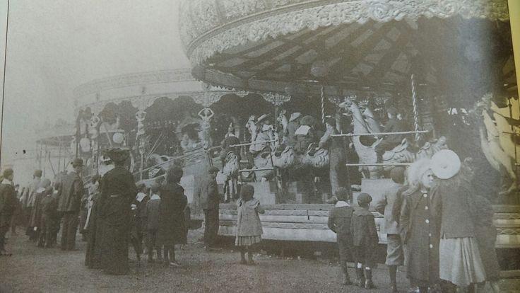 Hull fair. 1904.