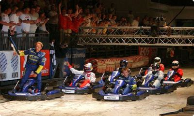 stag group race - indoor karting #stagdo #tallinn