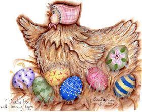 Susan Wymola Designs: Painting Patterns by Susan Downey Wymola