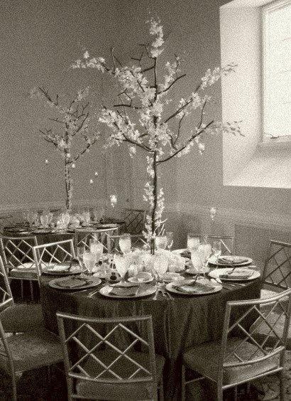 branch  tree centerpieces wedding centerpiece ideas  rustic wedding centerpiece ideas pinterest