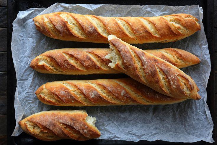 Egy finom Bécsi bagett (Baguette viennoise) ebédre vagy vacsorára? Bécsi bagett (Baguette viennoise) Receptek a Mindmegette.hu Recept gyűjteményében!