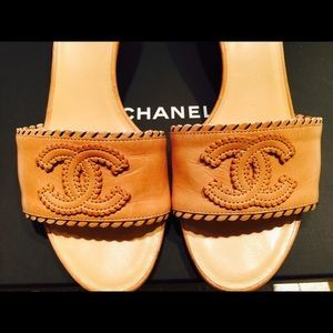 I just added this to my closet on Poshmark: Chanel shoes. Price: $499 Size: 8